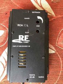 Amplificador Antena Coletiva Apartamentos 30db