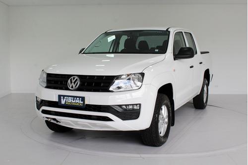 Volkswagen Amarok 2.0 Se 4x4 Cd Turbo Diesel 4p Manual 6m -