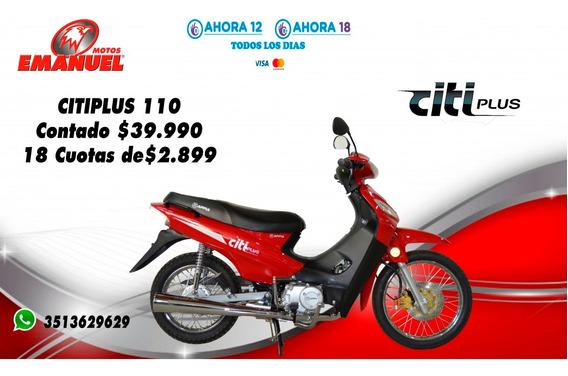 Appia Citiplus 110 C/disco 2019
