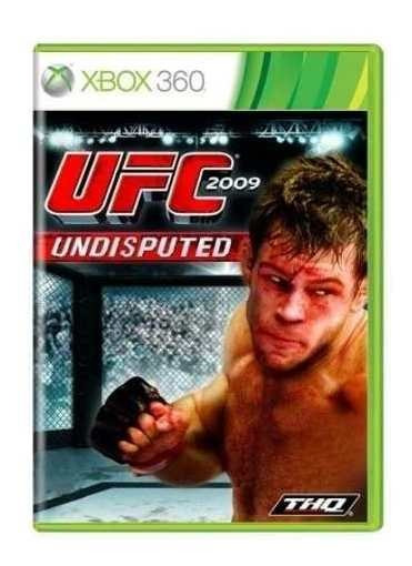Ufc Undisputed 2009 Xbox 360 Original