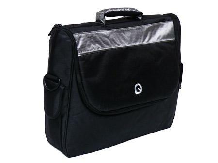 Porta Laptop Qpa B 7172 Negro Miguel Petacas