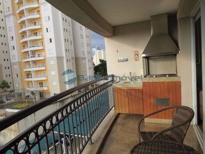 Apartamento Para Venda Mansões Santo Antônio, Campinas - Ap01458