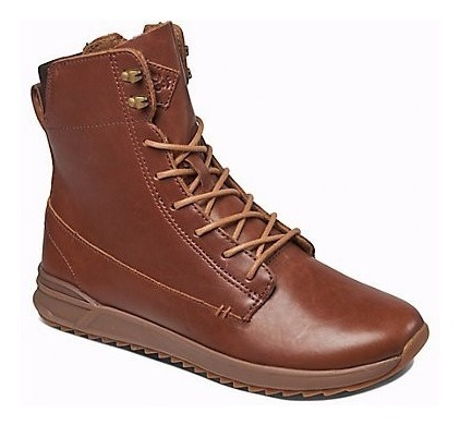 Botas Reef Swellular Boot Leather Mujer Cuero Marron