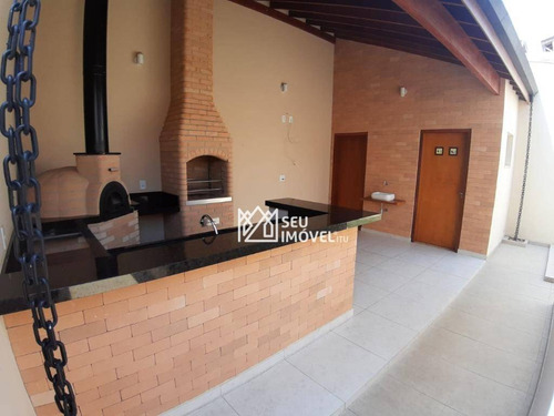 Casa Com 2 Dormitórios À Venda, 73 M² Por R$ 400.000,00 - Jardim Paulista - Itu/sp - Ca2130