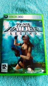 Tomb Raider: Legend - Xbox 360