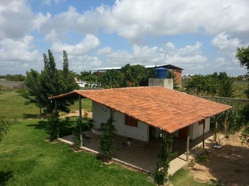 Imagem 1 de 8 de Terreno 10.000m Com Casa Em São Jose  De Mipibú