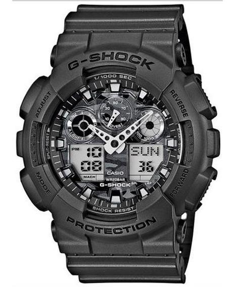 Relógio Casio G-shock Ga-100cf-8adr (nota Fiscal) Ga100