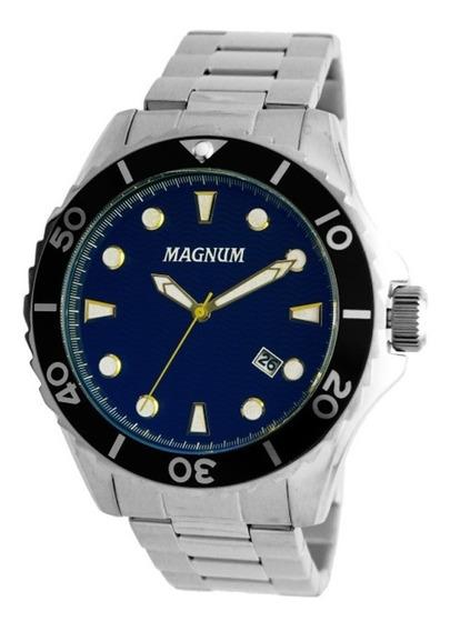 Relógio Magnum Masculino Ma35011f C/ Garantia E Nf