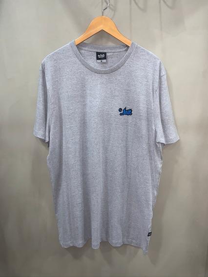Camiseta T-shirt Lost Flúor Cinza