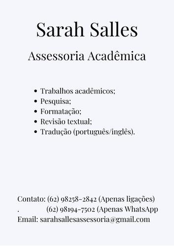 Imagem 1 de 1 de Assessoria Acadêmca