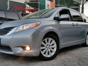 Toyota Sienna 3.5 Xle Piel Mt 2014