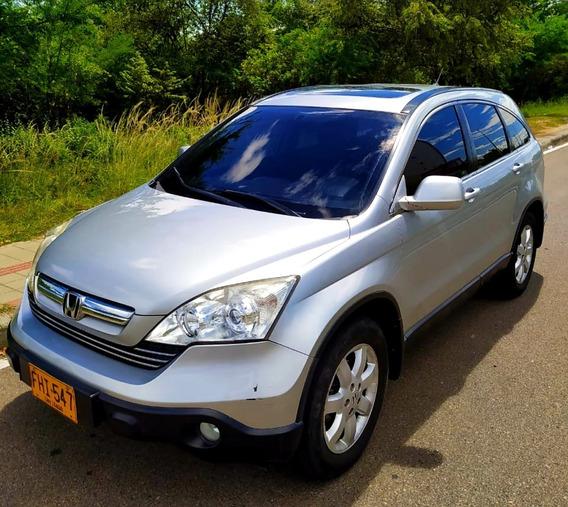 Honda Cr-v 4wd A/t Sunroof 2009