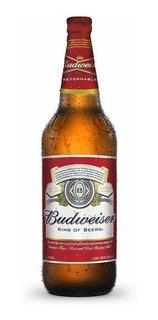 Cerveza Budweiser 1 Litro Retornable, Oferta! Floresta .caba