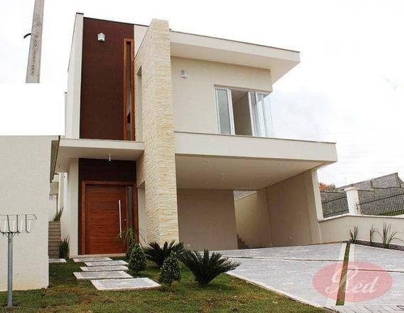 Sobrado Residencial À Venda, Parque Residencial Itapeti, Mogi Das Cruzes. - So0091