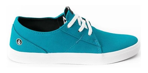 Zapatillas Volcom Lo Fi Blue (oferta Promocion!)
