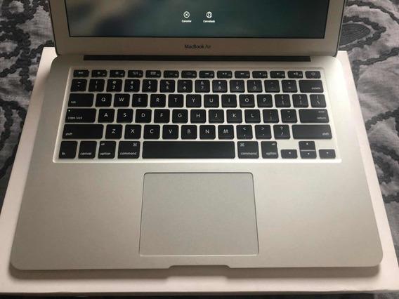 Macbook Air 13 Polegadas 1,4 Ghz Intel Core I5 4gb Memória