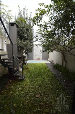 Hermoso Ph Con Jardin Parrilla Y Pileta - Palermo