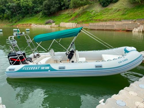 Flexboat Sr500 Muito Novo .