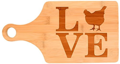 Amor Pollo Aves De Corral Gallinas De Gallina Decoración