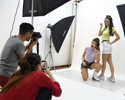 Estudio Fotográfico Alquiler - Zona Flores