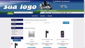 Mega Loja Virtual V12 - E-commerce Completa Responsivo 2018