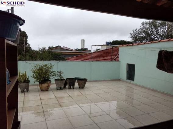Casa 3 Suites, 2 Vagas, Entrada Lateral E Laje - Mr66165