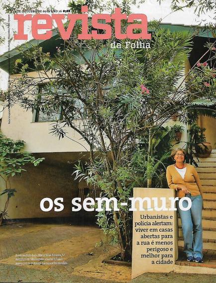 Revista Da Folha S. Paulo Out/nov 2006 - 09 Revistas Raras