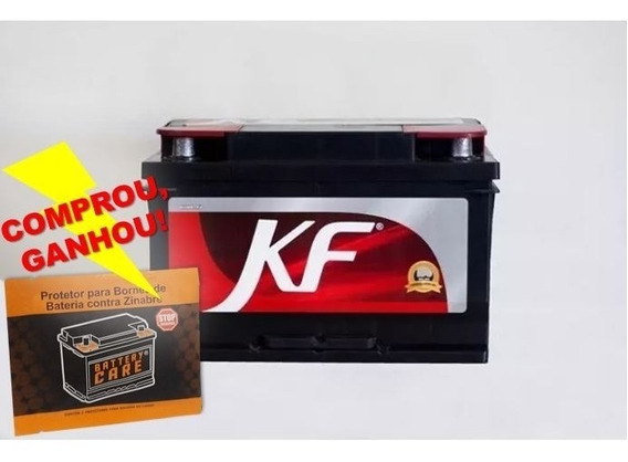 Bateria De Carro 70 Amperes Kf - S10 - Astra - Astra -zafira