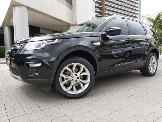 Land Rover Discovery Sport - 2015/2015 2.0 16v Si4 Turbo Gas