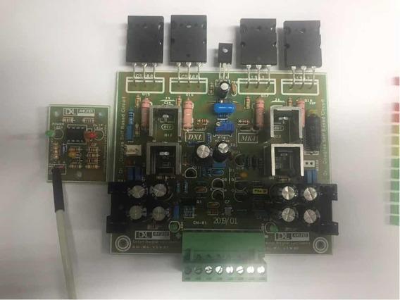 Placa De Amplificador Pwt - Mk4 - V6