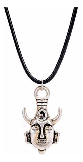 Colar Amuleto Dean Winchester Frete Grátis