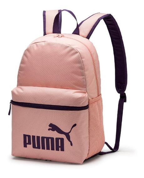 Puma Mochila Phase Pink