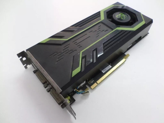 Placa De Video Xfx Geforce Gts 250 1gb 256 Bits