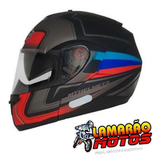 Capacete Optimus Sv Tr Matt Black