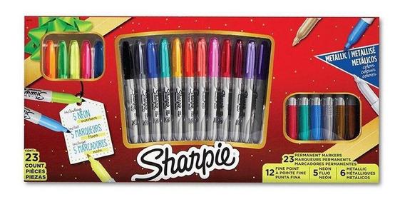 Set Sharpie 23 Piezas
