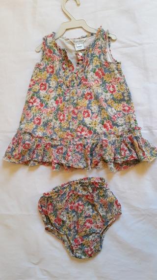 Vestido Polo Rauph Lauren Infantil