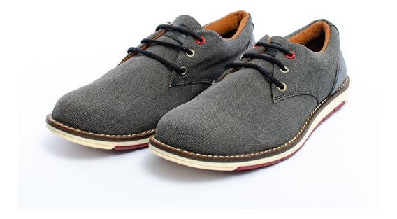 Zapatos Urbano Legacy Lona Suela Febo Hombre Lg8746