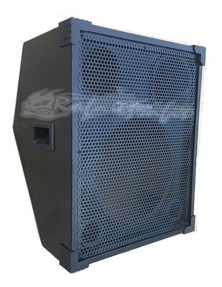 Caixa Acústica Gabinete Palco Vazia Retorno 12