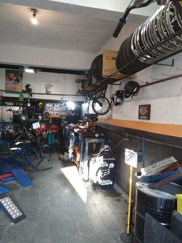 Imagem 1 de 10 de Vendo Oficina De Moto Completinha