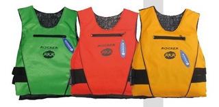 Chaleco Salvavidas Para Kayak Regulable Resistente Rocker