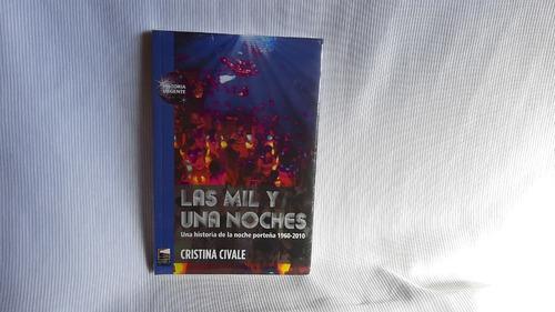 Imagen 1 de 3 de Las Mil Y Una Noches  Cristina Civale  Marea