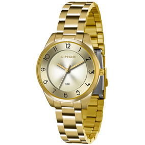 Relógio Lince Feminino Lrg4376l C1kx