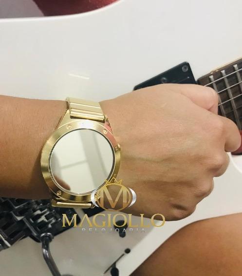 Relogio Euro Feminino Fashion Fit Eujhs31bab/4d Dourado