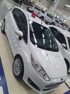 Ford New Fiesta 1.6 Titanium Hatch 16v Flex 4p Automático
