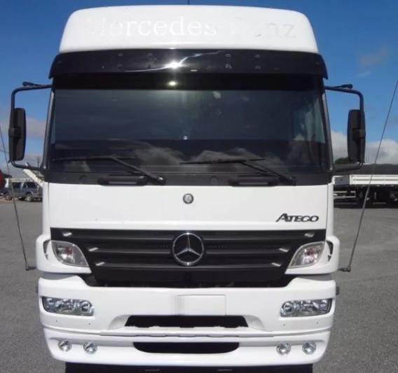 Mercedes-benz Mb 2425 Atego Na Gaiola Boiadeiro