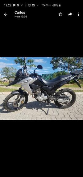 Honda Xre 300 2018/2018 Preta Em Ótimo Estado De Conservação
