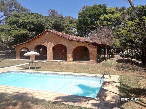 Sítio Com 3 Dormitórios À Venda, 5 M² Por R$ 450.000 - Bonanza - Santa Luzia/mg - Si0001