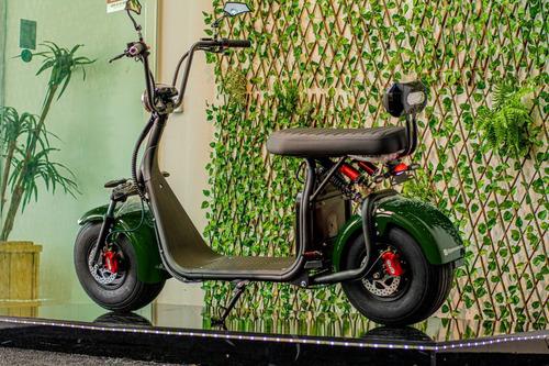 Imagem 1 de 15 de Scooter Eletrica