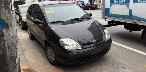 Renault Scenic Automática 2007 (sucata Somente Peças)
