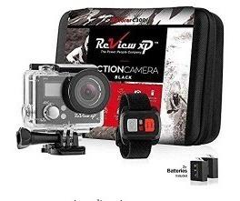 Câmera De Ação Review Xp C300